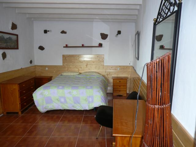 Bedroom - Canarian Beach Cottage, Playa Quemada, Lanzarote